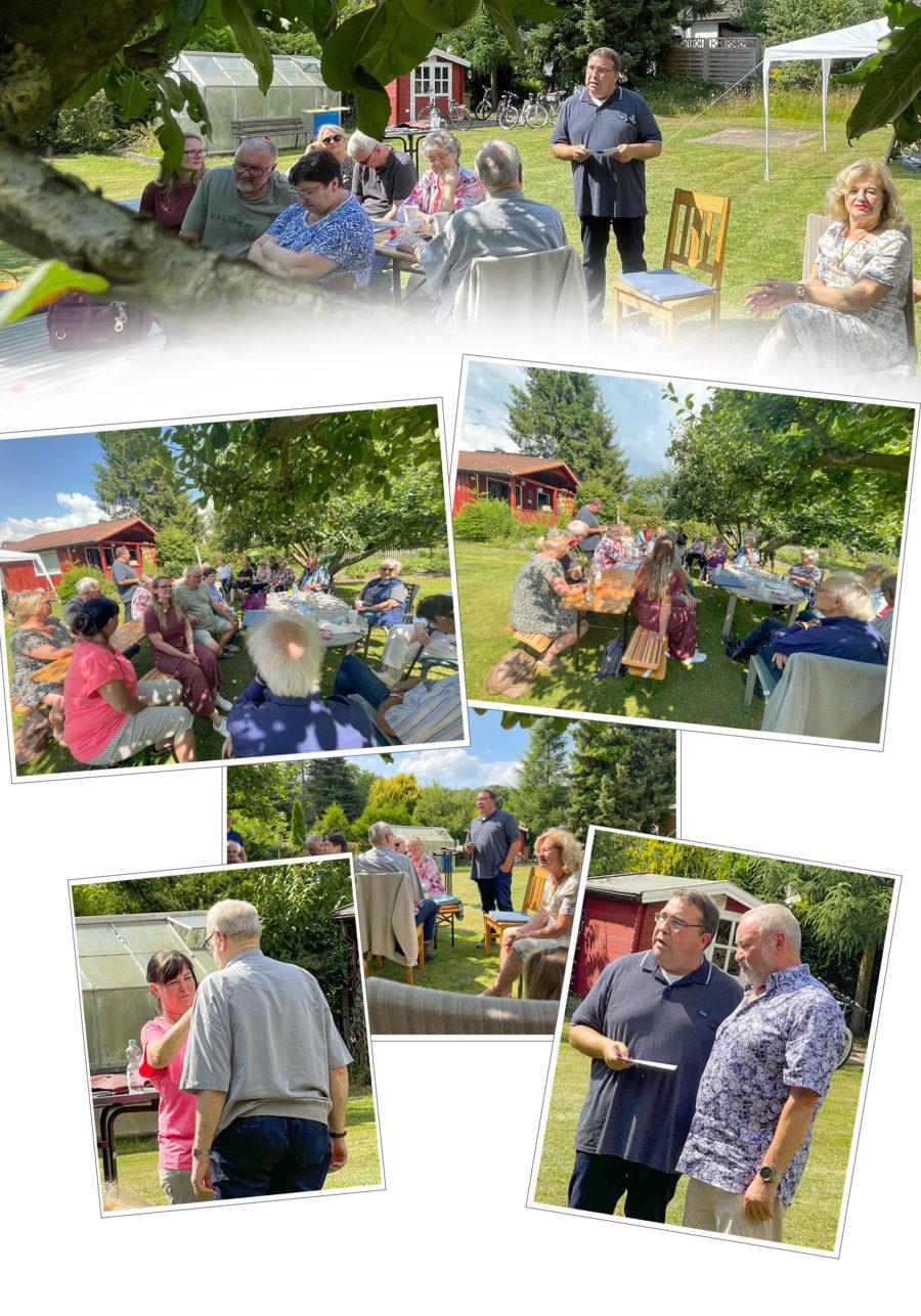 Sommerfest des SPD-OV Hohenlockstedt